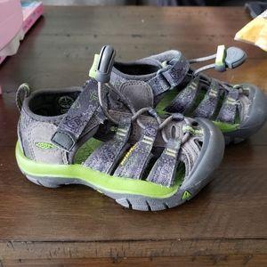 Keen Sandals Toddler 8M EUC